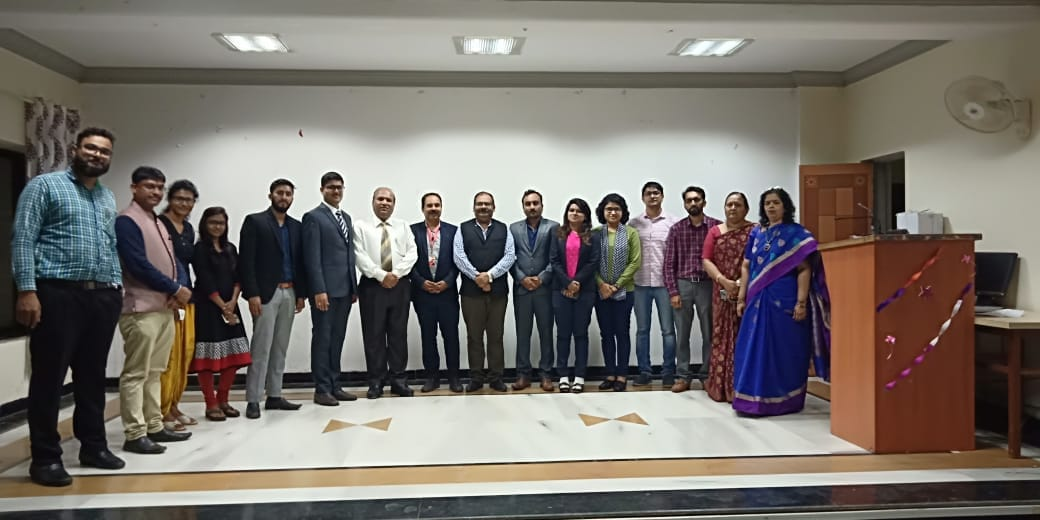 HR MEET - SIDDHANT COLLEGE OF ENGINEERING, PUNE.
